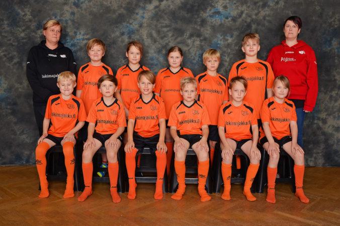 Salibandyseura Hukka Pallo - F1-juniorit